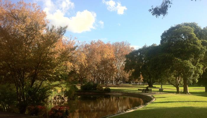 Melbourne Open Spaces